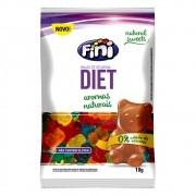 Bala de Gelatina Diet 18g - Fini