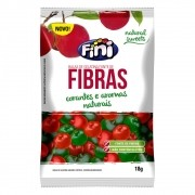 Bala de Gelatina Fibras 18g - Fini
