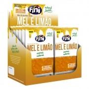 Bala de Gelatina Mel e Limão 18g x 12 216g - Fini