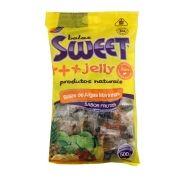 Balas de Algas Marinhas Sabor Frutas 500g - Sweet Jelly