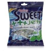 Balas de Algas Sabor Hortelã 100g - Sweet Jelly