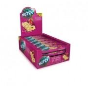 Barra  De Cereal Frutas Vermelhas e Cookies 528g 22g x 24 - Nutry