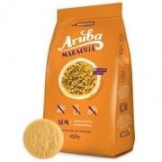 Biscoito de Maracujá Sem Glúten 100g - Aruba