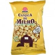 Canjica de Milho com Sal Marinho 0% Gordura trans 50g - Okoshi