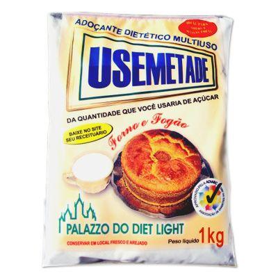 Adoçante Dietético Multiuso Usemetade 1kg - Palazzo