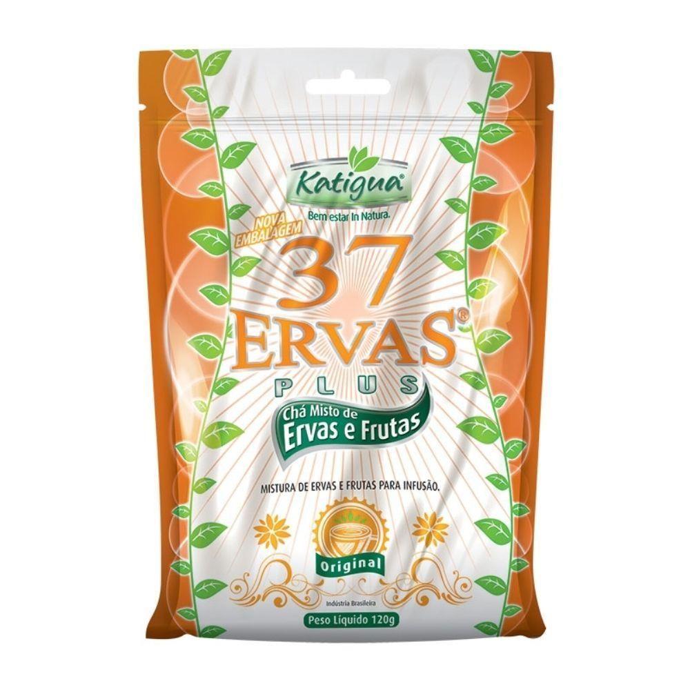 Chá MIsto 37 Ervas Plus   120g - Katigua