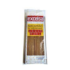 Espaguete de Trigo Integral 500g - Excelsa