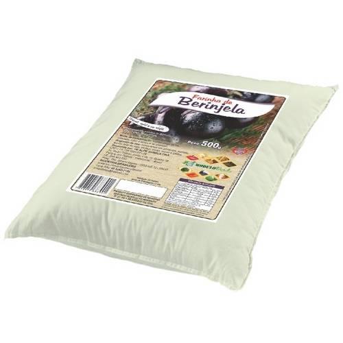 Farinha de Berinjela 500g - Módulo Verde