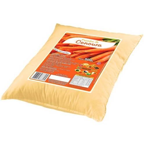 Farinha de Cenoura 500g - Módulo Verde