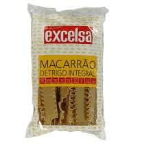Macarrão de Trigo 100% Integral 500g - Excelsa