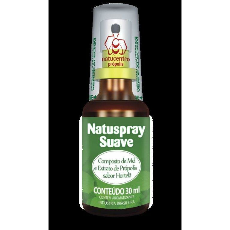 NatuSpray Suave 30ml - Natucentro