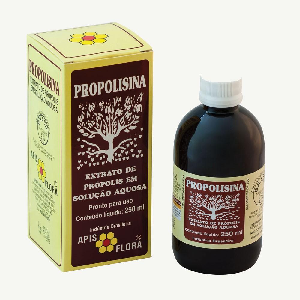 PROPOLISILNA Extrato de Própolis em Solução Squosa 250ml