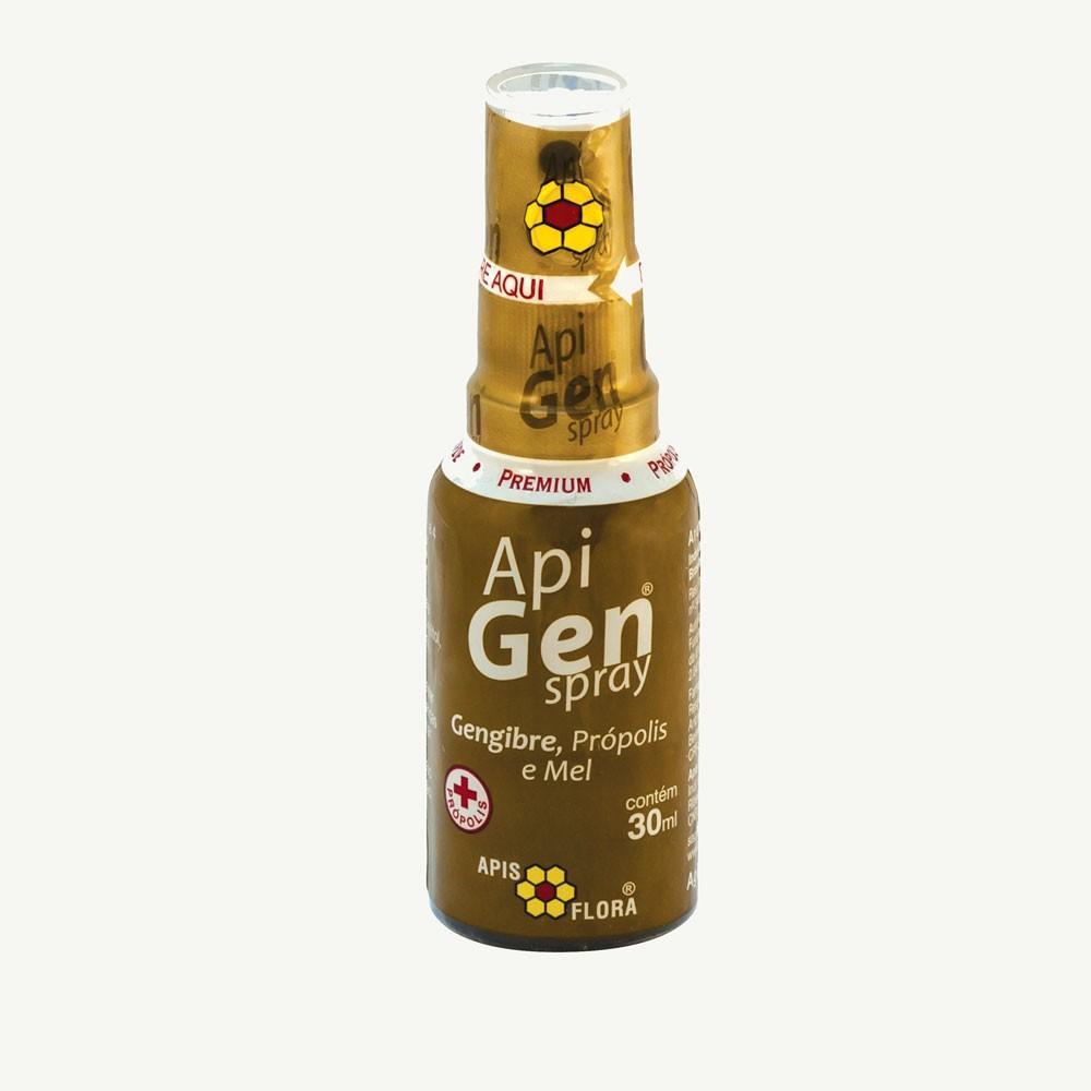 Spray ApiGen Gengibre, Própolis e Mel 30ml - Apis Flora