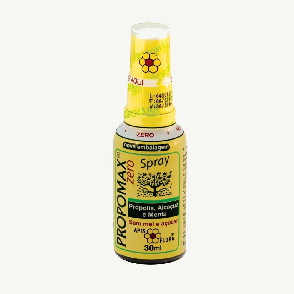 Spray Propomax Zero Própolis, Alcaçuz e Menta 30ml - Apis Flora