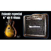 Cubo De Violão e Guitarra 15w Mackintec