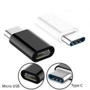 ADAPTADOR OTG MICRO USB PARA USB TIPO C 3.1