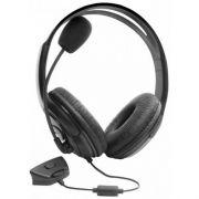 Fone Headset Gamer Fone Para Xbox 360 Com Microfone
