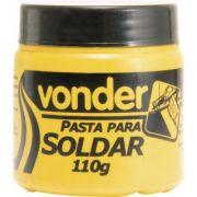 Pasta Para Solda Com Estanho Fio Vonder