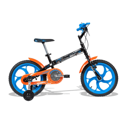 Bicicleta Hot Wheels Aro 16
