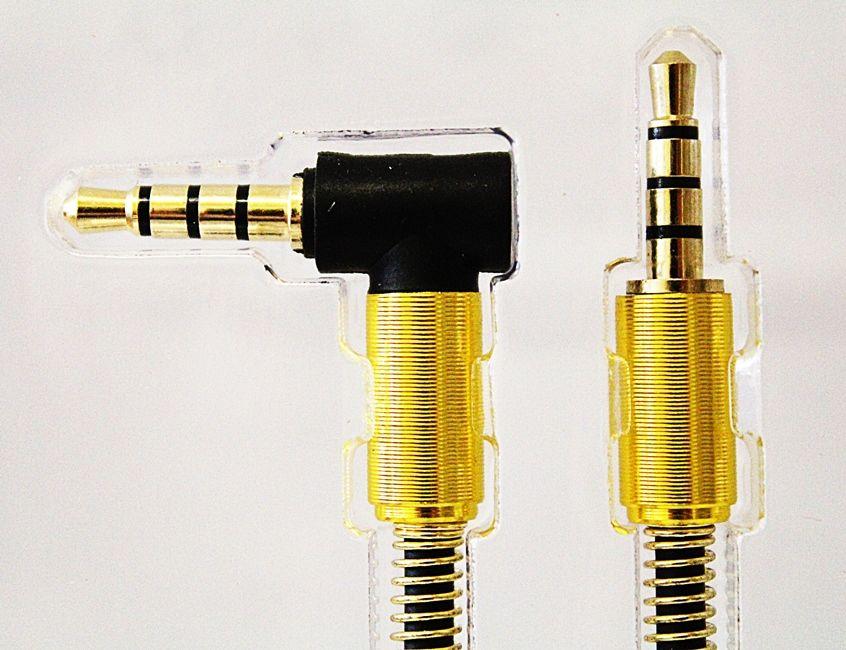 Cabo auxiliar Estéreo - P2 estéreo para P2 estéreo cabo prime
