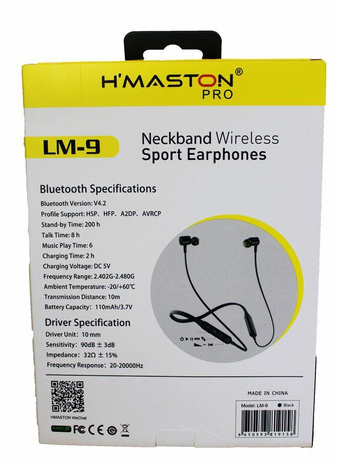 Fone De Ouvido Bluetooth Headset Sport magnético premium 4.2