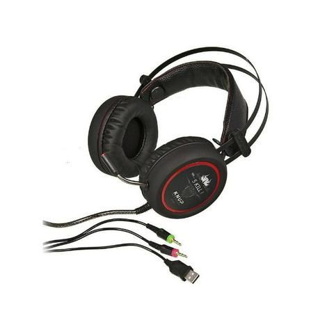 Fone Headset Gamer com led Som surround 7,1