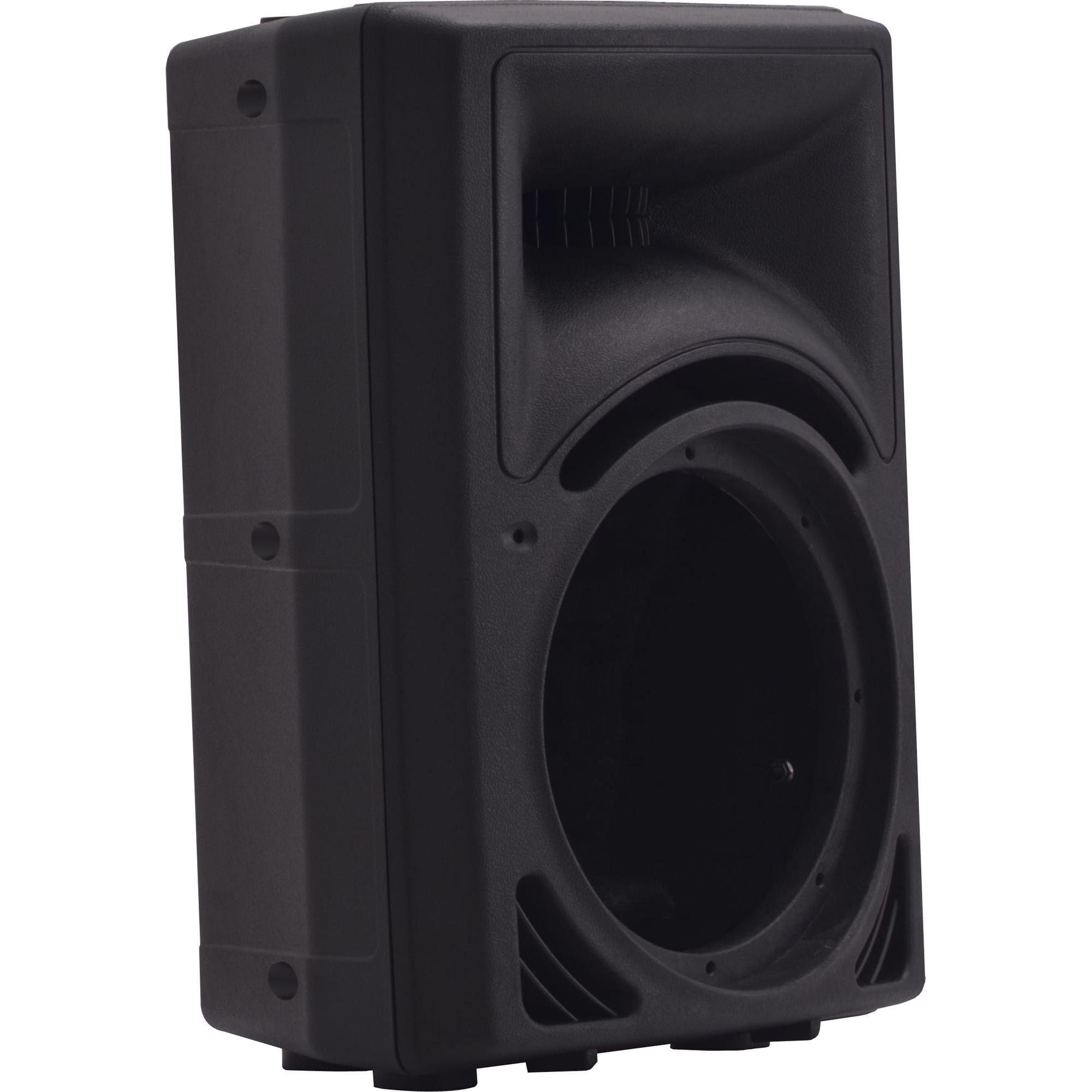 """Gabinete Para Caixa Acústica de Plastico Injetado 15"""" polegadas"""