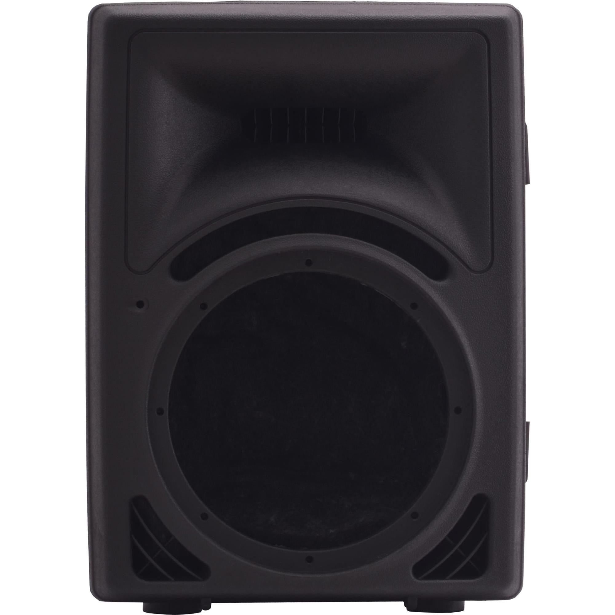 """Gabinete Para Caixa Acústica Plastico Injetado 12"""" polegadas"""