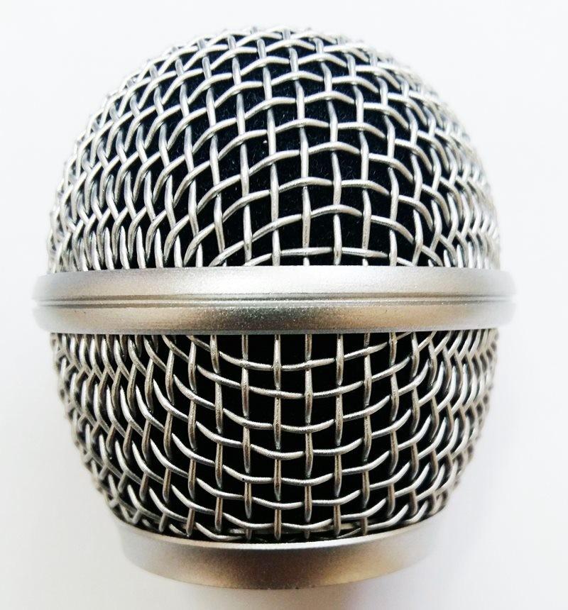 Globo para Microfone SM58