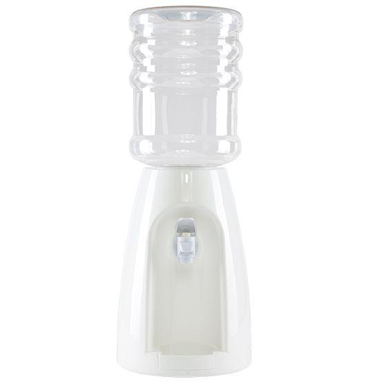 Mini bebedouro com galão de 2,4 litros - suqueira