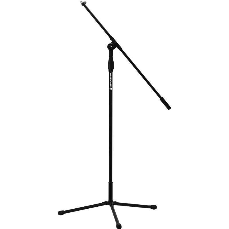 Pedestal P/Microfone PM-100 Preto HAYONIK