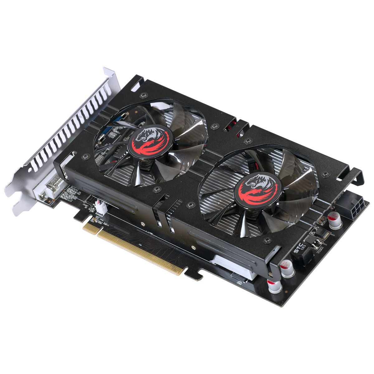PLACA DE VIDEO 9800 1GB DDDR3 256 BITS DUAL-FAN - PJ980025601D3