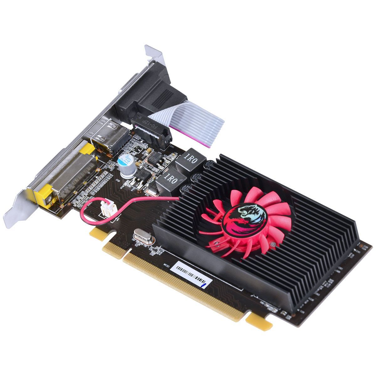 PLACA DE VIDEO R5 230 1GB 64 BITS DDR3 - PTYT230R56401D3
