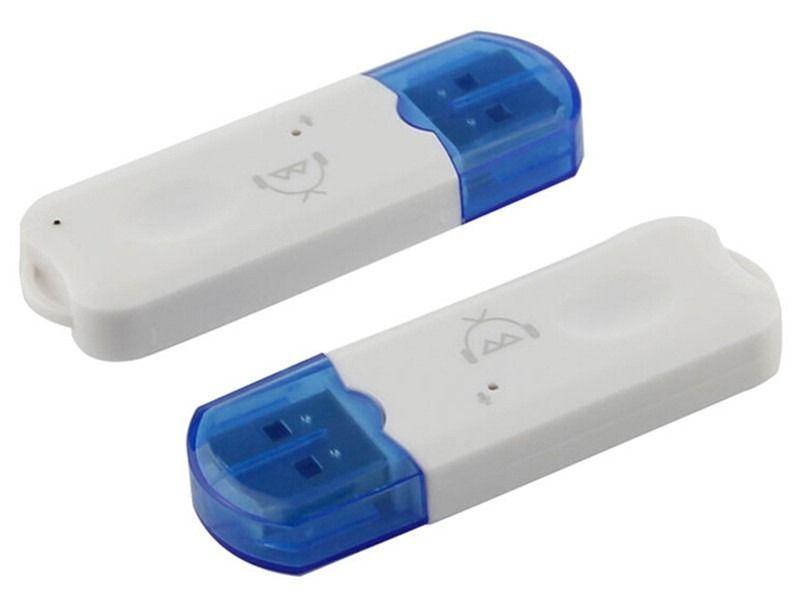 Receptor Bluetooth via usb