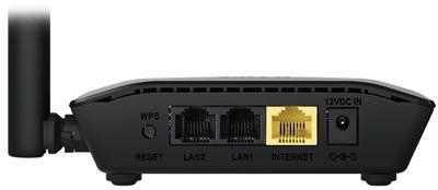 Roteador Wireless 150Mbps DIR-608 Preto D-LINK