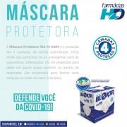 Mascara Descartavel N95