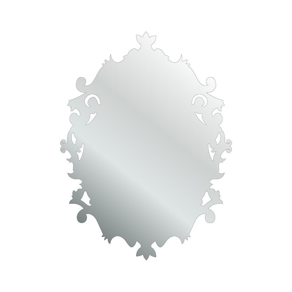 Espelho-  Produzido em acrílico espelhado.