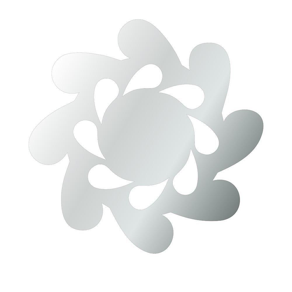 Madala gotas -  Produzido em acrílico espelhado.