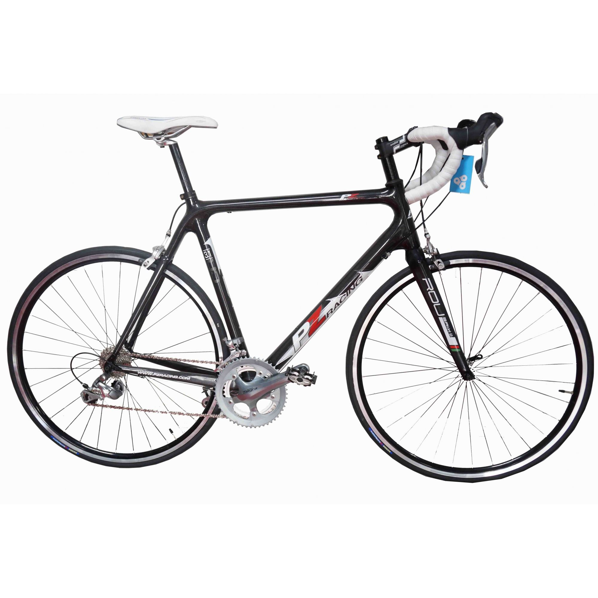 BICICLETA 700 PZ RACING 3.1 T.57 CARBONO
