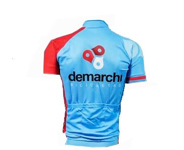 CAMISA DEMARCHI TEAM
