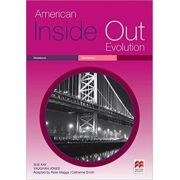AMERICAN INSIDE OUT EVOLUTION ELEMENTARY WORKBOOK
