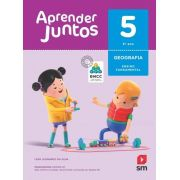 Aprender Juntos Geografia 5  Bncc Ed 2018