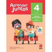 Aprender Juntos Portugues 4  Bncc Ed 2018