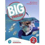 Big English 2 - Workbook - American Edition - 2nd Ed