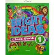 Bright Ideas 1 Class Book With App Pack