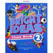 Bright Ideas 2 Class Book With App Pack