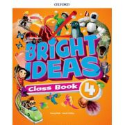 Bright Ideas 4 Class Book With App Pack