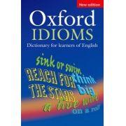 Dicionário Oxford - Idioms