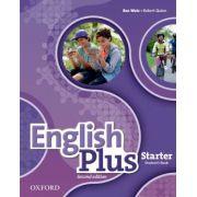 English Plus Starter Sb - 2nd Ed