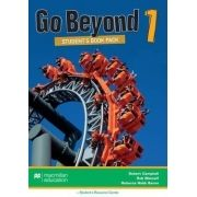 Go Beyond 1 Student´s Book Pack with workbook